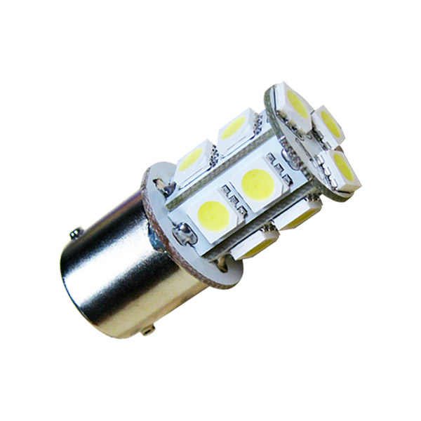 1156 BA15S 13 SMD White LED Bulb Lamp p21w R5W led car bulbs Turn Signal Reverse Lights Car  parking 12V Automobiles Lamp 020