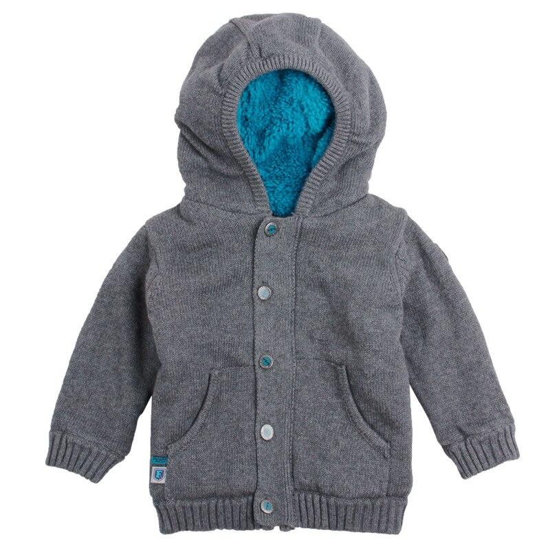 a355a1d3ede wool newborn clothes baby girls hoodies fleece baby wearing hoodies  children s sweatshirts kids warm knitted boys jackets