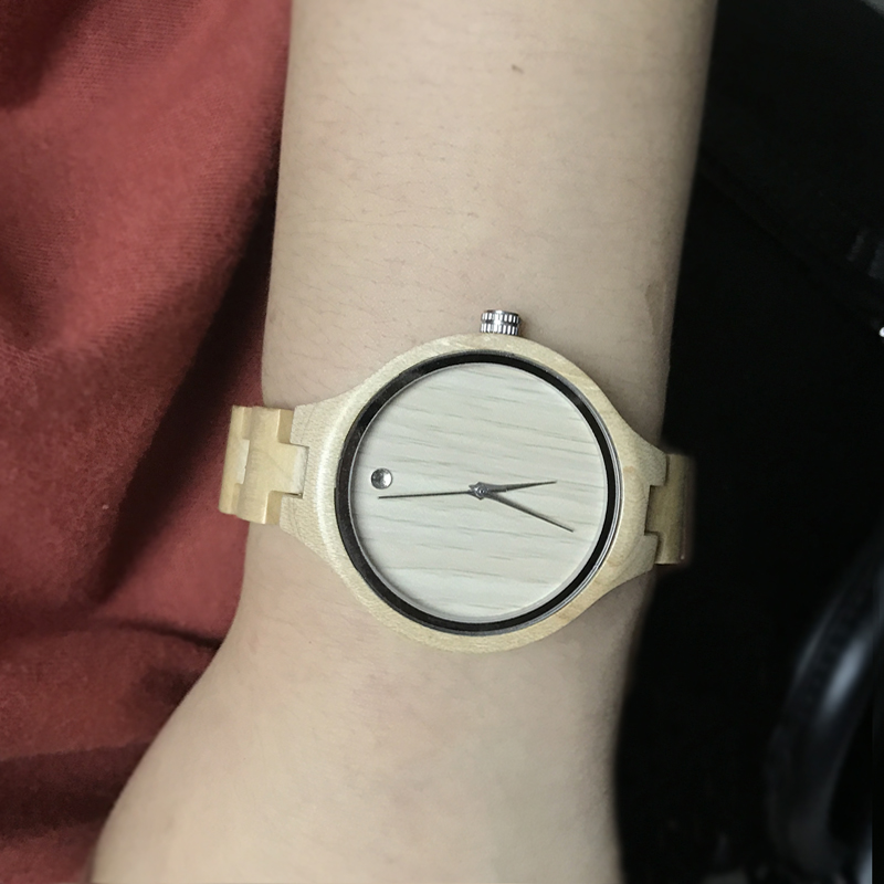 wood watch woman22