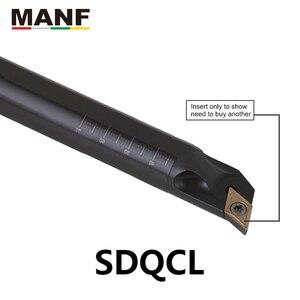 Image 4 - Манф 10 мм 12 16 мм S12M SDQCR07 токарные сталь токарные станки сверлильный станок баров небольшое отверстие обработки зажима внутренний расточные инструменты токарный инструмент