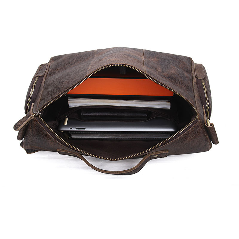 Bag Messenger bag casual laptop business messenger bag factory direct new 2017 high-end fashion men's shoulder bag leather bag messenger bag casual laptop business messenger bag factory direct new 2017 high end fashion men s shoulder bag leather