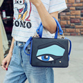 Designer handbags high quality 2016 bags of new Korean smiled Zheng Shuang star with a small portable Satchel Bag