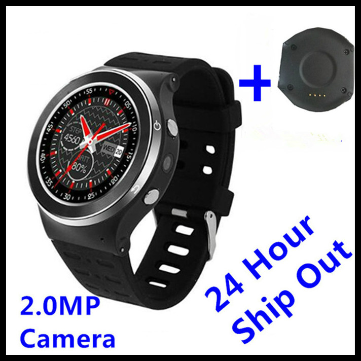 ZGPAX S99 3G font b Smart b font Watch MTK6580 Android 5 1 8GB ROM 3G