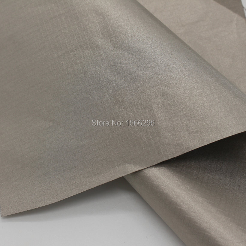 BLOCK EMF RFID Shielding Fabric EMF67#LH Used For Wallet Bag Ling/Shielding Tent/ Wall/ Room