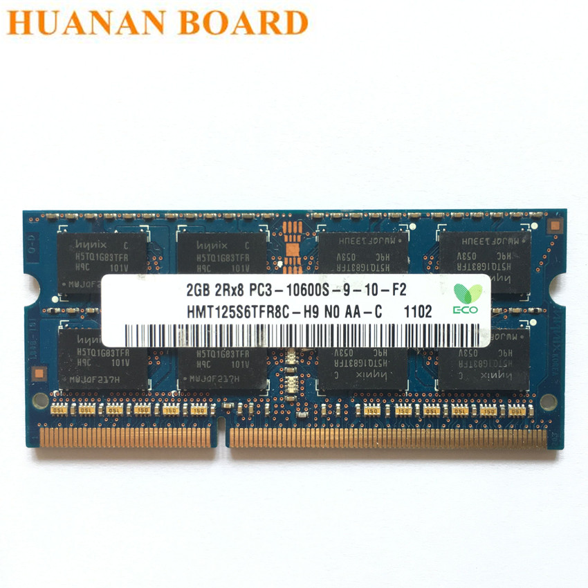 Hynix 2x8GB PC3-10600 DDR3-1333MHz ECC Reg 240Pin Server RAM HMT31GR7BFR4C-H9 D7