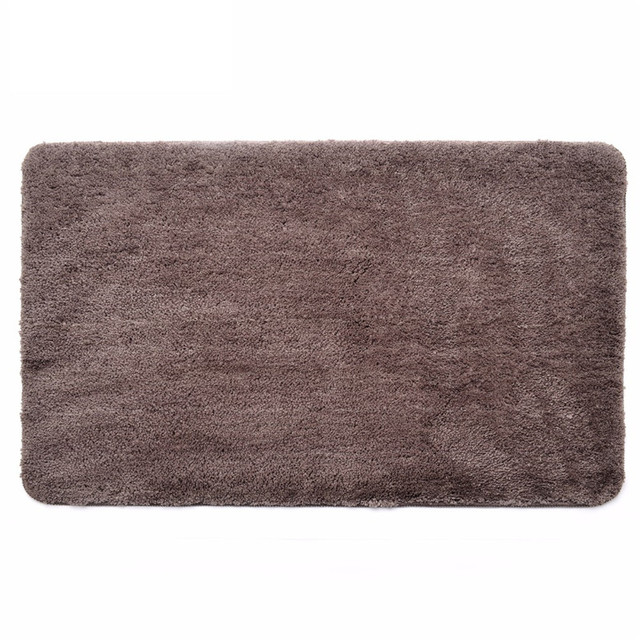 microfiber bathroom door anti slip mats tpr anti skid design super