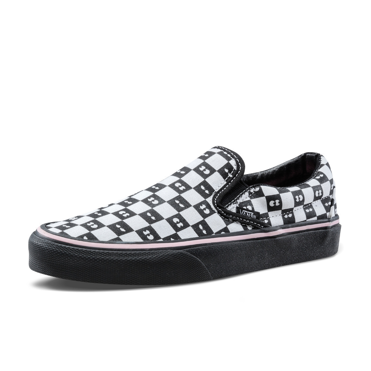 725e247c0f06 Original New Arrival Vans Womens CLASSIC SLIP ON Low top Skateboarding Shoes  Sneakers Canvas Comfortable Outdoor VN0A38F7QD0-in Skateboarding from  Sports ...