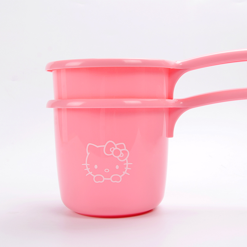 ⑥Kitty Cartoon Multi-purpose Bailer KT Baby Bath Bathing Supplies ...