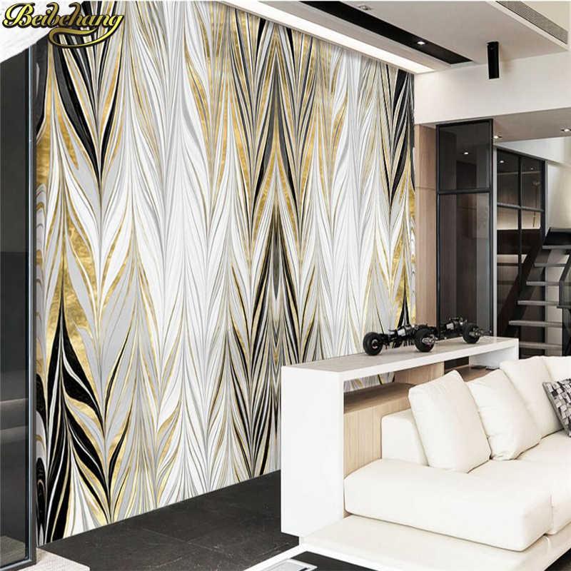 Beibehang пользовательские фото обои фрески Джейн светильник роскошный ветер золото абстрактная текстура стены фон papel де parede обои
