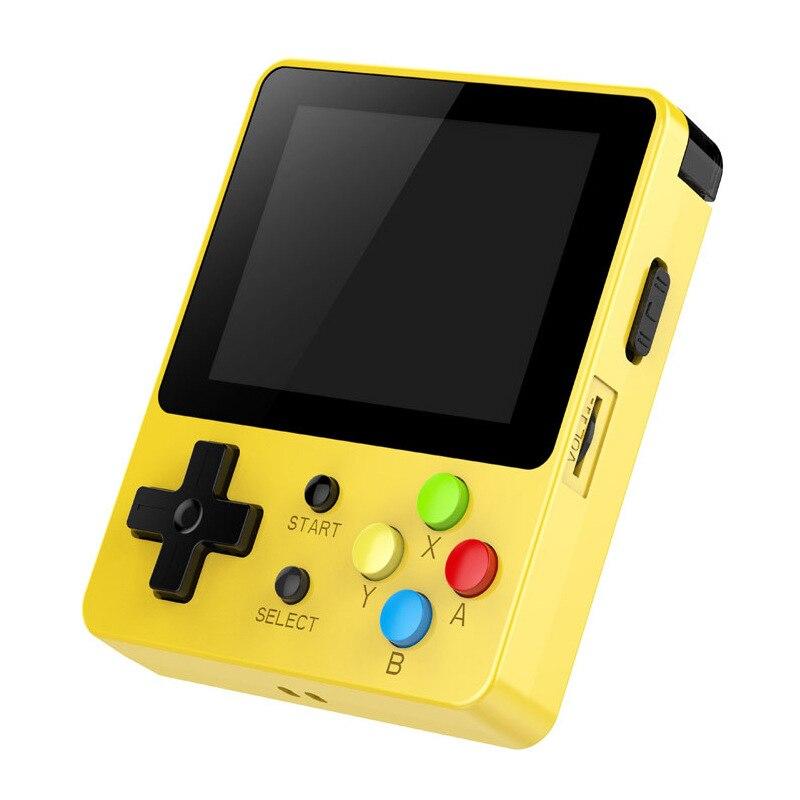 Rétro 2.6 pouces écran LDK jeu contrôleur de jeu de poche joueurs Mini famille TV Consoles de jeux vidéo pour enfants cadeau d'anniversaire
