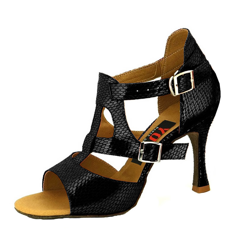 Zapatos YOVE Style w122-32 Zapatos de baile Bachata / Salsa Zapatos - Zapatillas - foto 2