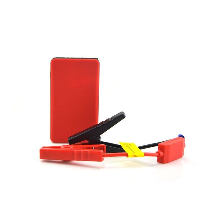 Cheap battery 6000mah 12V/5V multi function portable mini car jump starter power bank EPS booster pack charging min power bank