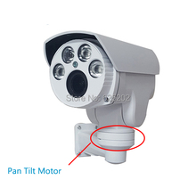 PTZ IP 2.0MP 1080P 5-50mm 10X Auto Focus Optical Waterproof Bullet CCTV Camera With 4 Pcs Array LED For Long IR Distance