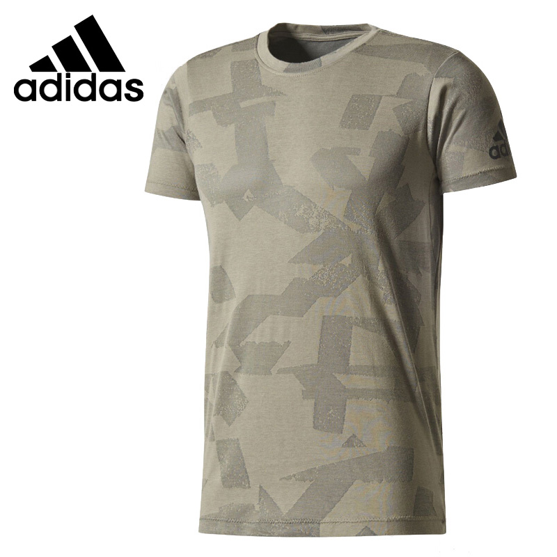 Original New Arrival 2017 Adidas Freelift Elite Men's T-shirts short sleeve Sportswear adidas original new arrival official originals s s camo color men s t shirts short sleeve sportswear cd1696
