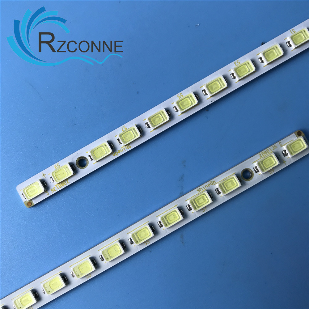 For Samsung 32inch Led Lcd Tv Backlight Sled 2010slv32_120rz_38_rev0.1 1pcs = 38led 362mm Be Friendly In Use Industrial Computer & Accessories