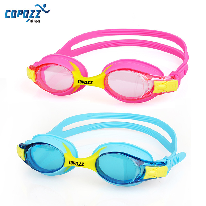 Baby Children Goggles Anti-fog Waterproof Pool Swimming Glasses Kids Child Beginner Equipment