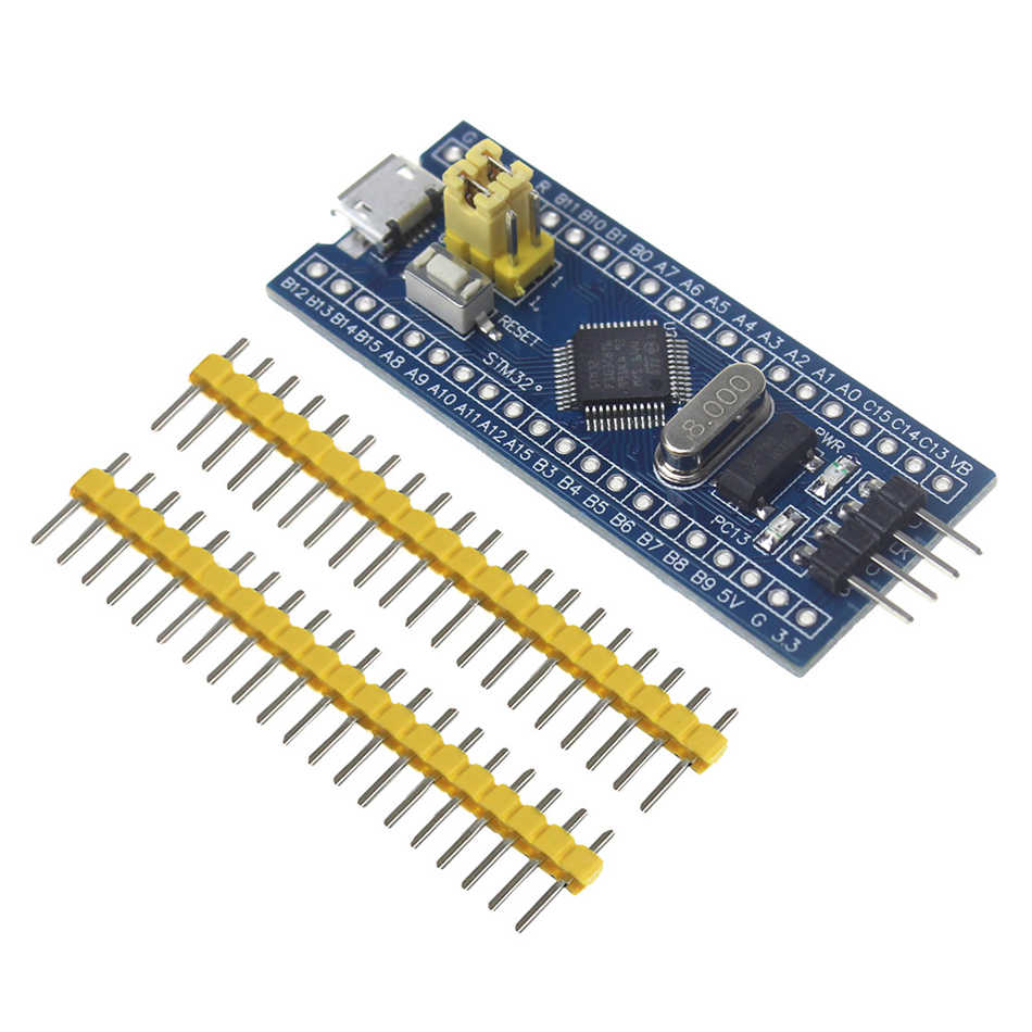 STM32F103C8T6 ARM STM32 Minimum System Development Board Module For arduino  CS32F103C8T6 system board microcontroller core board