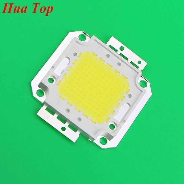 5Pcs Full 100W LED Integrated Chip light Source IC 10000LM lamp Chips 32-35V 30*30mil 3200ma  Epistar SMD COB Floodlight Bulb street lamp 60w e40 dc24v 12v taiwan led chips epistar 110 120lm w led light bulb e40