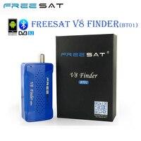 Satellite Finder Meter Freesat V8 Finder BT01 With Android System App For DVB S2 Satellite Receiver