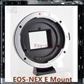 А. Ф. Автофокус Крепление Объектива Кольцо Адаптер EF-NEX Для EOS-NEX Ф-NEX EF ef-s Объектив И NEX5T NEX5N NEX7 A6300 A6000 A5000 NEXF3 NEX6