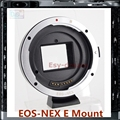 AF Auto Focus Lens Mount Ring Adapter EFs-NEX EF-NEX For EOS-NEX EF EF-s Lens And NEX5T NEX5N NEX7 A6300 A6000 NEXF3 A5000 NEX6