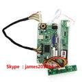 Alta Qualidade VGA DVI Controlador LCD Board M. RT2261 Para LTN154X1-L02 LTN154AT01 1280*800 Painel Lcd LVDS 100% teste