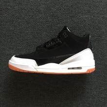 543a8bdcb519 2019 Jordan 3 men Basketball Shoes AJ3 Sneaker Sport Shoes comprehensive  Breathable Height Increasing 41-
