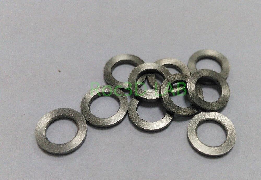 [SKU711] acier inoxydable de précision v-slot, 1000 pièces par sac, taille 8*5*1 openbuild machine M5 alésage livraison gratuite