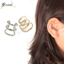 Punk Hollow U Shape Clip Earrings Non Pierced Ear Bone Ear Earring For Women And Men Jewelry Oorbellen Brincos Bijoux