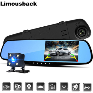 Limousback Full HD 1080P Car D