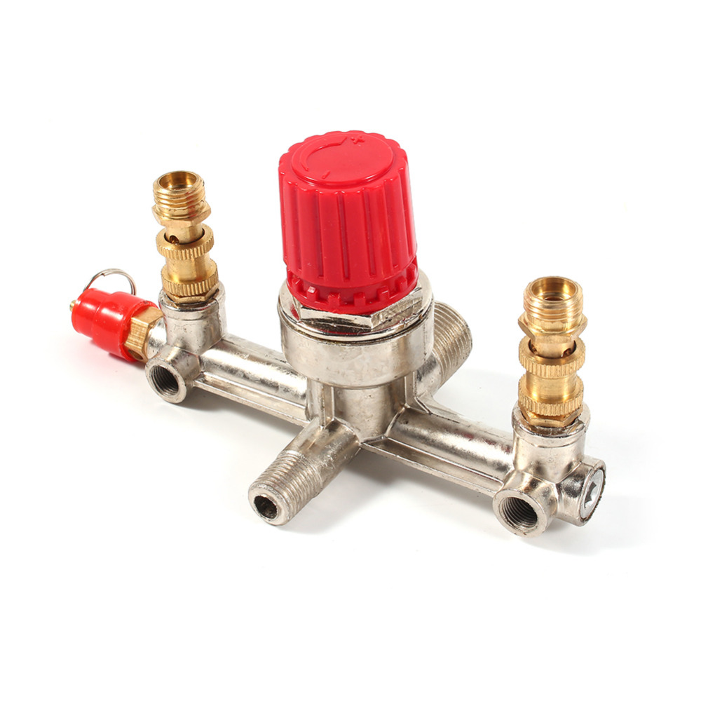 Double valve valvula outlet tube pressure regulator valve alloy air getsubject aeproduct ccuart Gallery