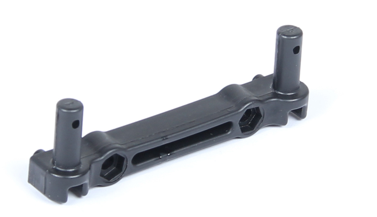 Plastic bracket base frame fitted seat for 1/5 losi 5ive-t rovan lt king motor truck rc car parts