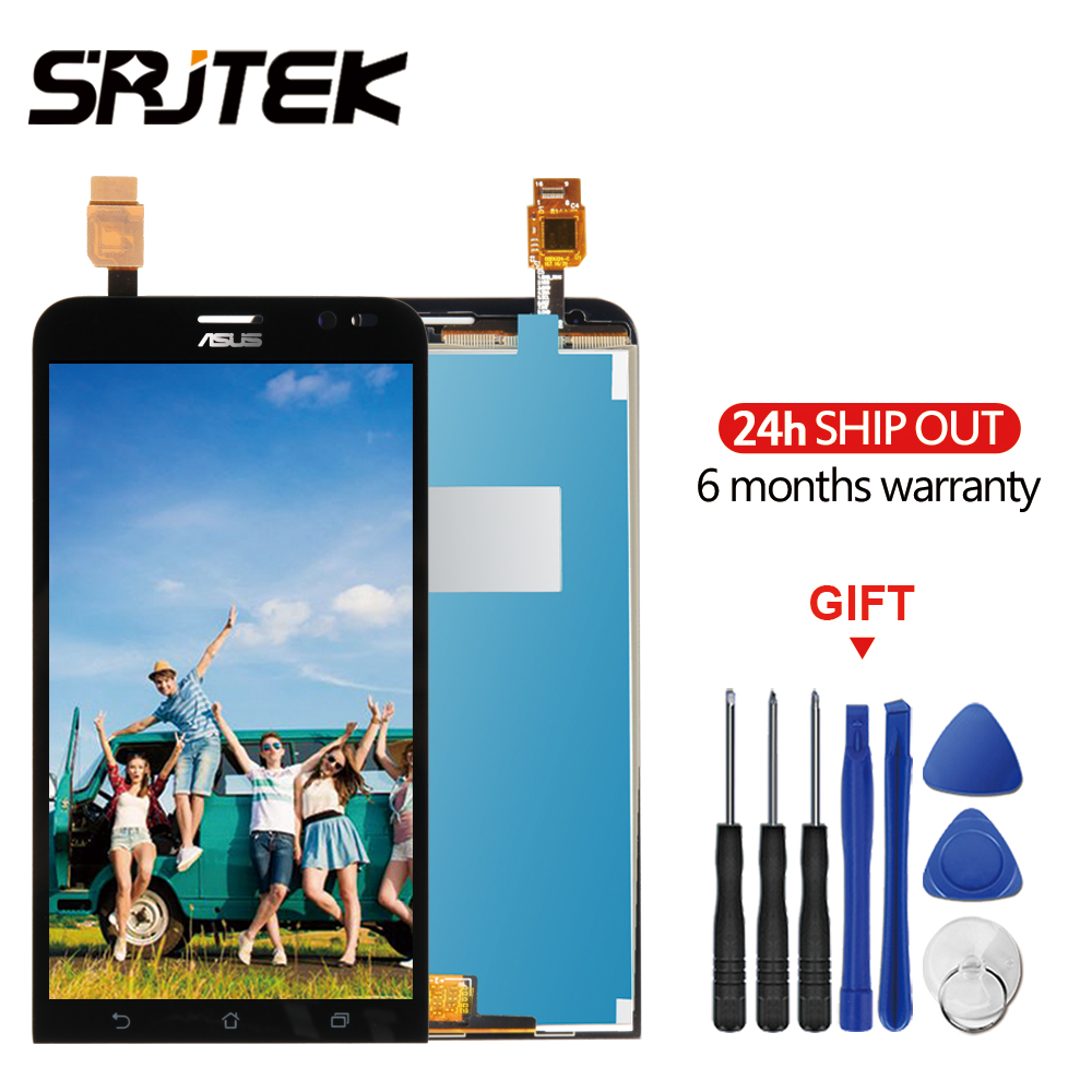 5.5 LCD Display With Touch Screen Digitizer Assembly For Asus Zenfone GO TV ZB551KL X013 ...