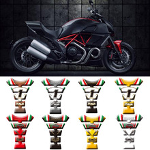 New Motorcycle 3D Tank Pad Protective Decal Sticker For Ducati 748 916 996 998