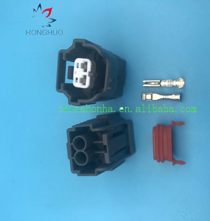 6 pc Fuel Injector Connector Plug Wire for Toyota Solara Highlander Lexus RX400h