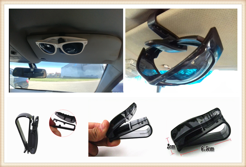 Auto parts multi-function glasses case sunglasses frame for Nissan NV200 Nuvu NV2500 Forum Denki 350Z Zaroot image