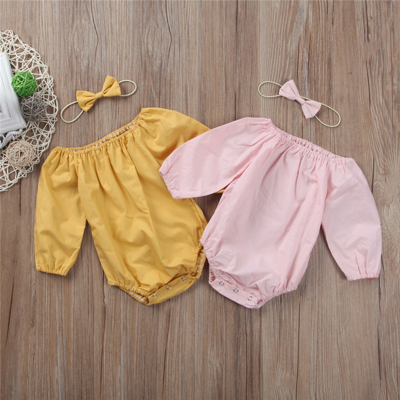 Toddler, Clothes, Headband, Long, Outfit, Jumpsuit
