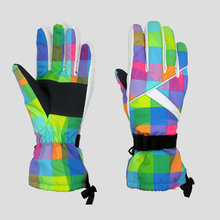 Winter Outdoor Sports Women Windproof waterproof Warm Cycling Ski Snow Snowmobile Motorcycle snowboard Skiing Gloves
