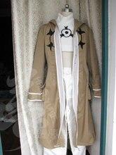 Akame ga Kill! Syura Cosplay Costume top+pant+coat