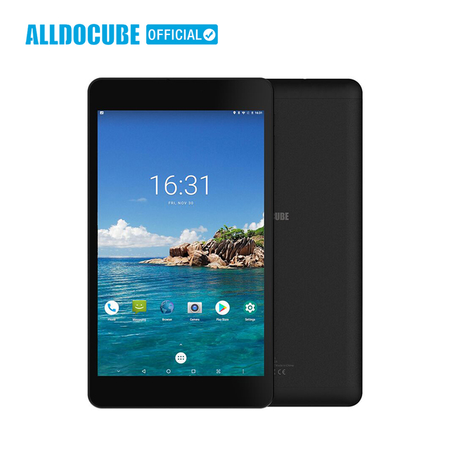 ALLDOCUBE M8 MT6797X Helio X27 Deca Core 8 inch 4G Phone Call Tablet PC 1920*1200 Android 8.0 3GB RAM 32GB ROM Dual SIM GPS OTG