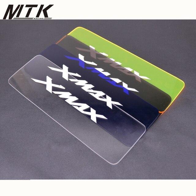 MTKRACING Motorcyclr para YAMAHA XMAX 2018 2017-300 compartimiento de equipaje Placa de aislamiento X max