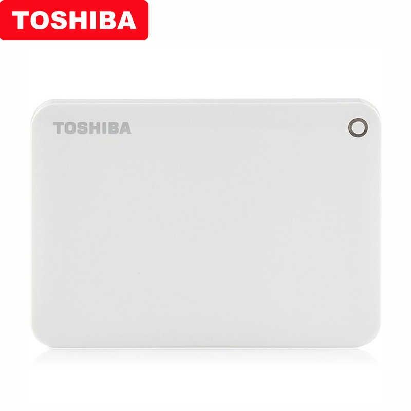 """Toshiba Canvio Advanced V9 USB 3,0 2,5 """"ТБ 2 ТБ 3 ТБ HDD портативный внешний жесткий диск мобильный 2,5 для ноутбука компьютера"""