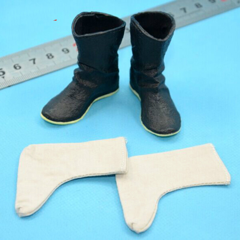 Ancient Soldier Action-Figure-Accessories 12--Figure-Doll for Boots Shoes Socks Goku