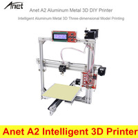Anet A2 3D Printer Kit 3D Printing DIY Aluminum Metal Three Dimensional 0 4mm Nozzle With