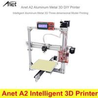 Anet A2 3D Printer Kit 3D Printing DIY Aluminum Metal Three Dimensional 0 4mm Nozzle With