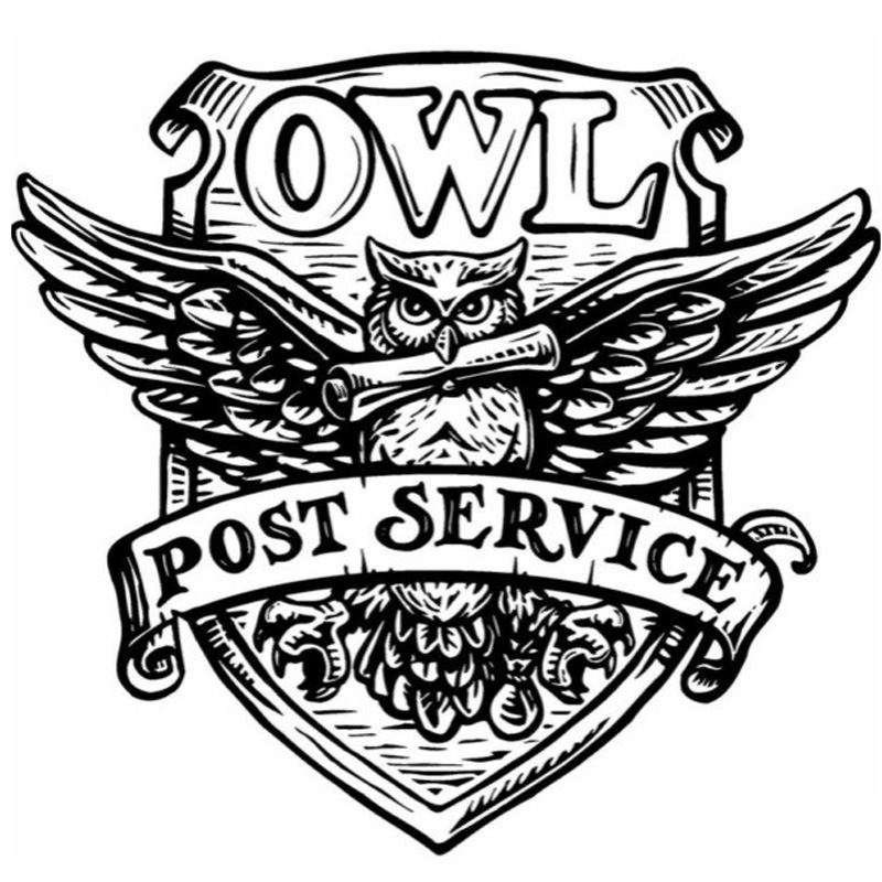 Storage Boxes and Pigeon Holes   acciomagic  Harry Potter Owl Service