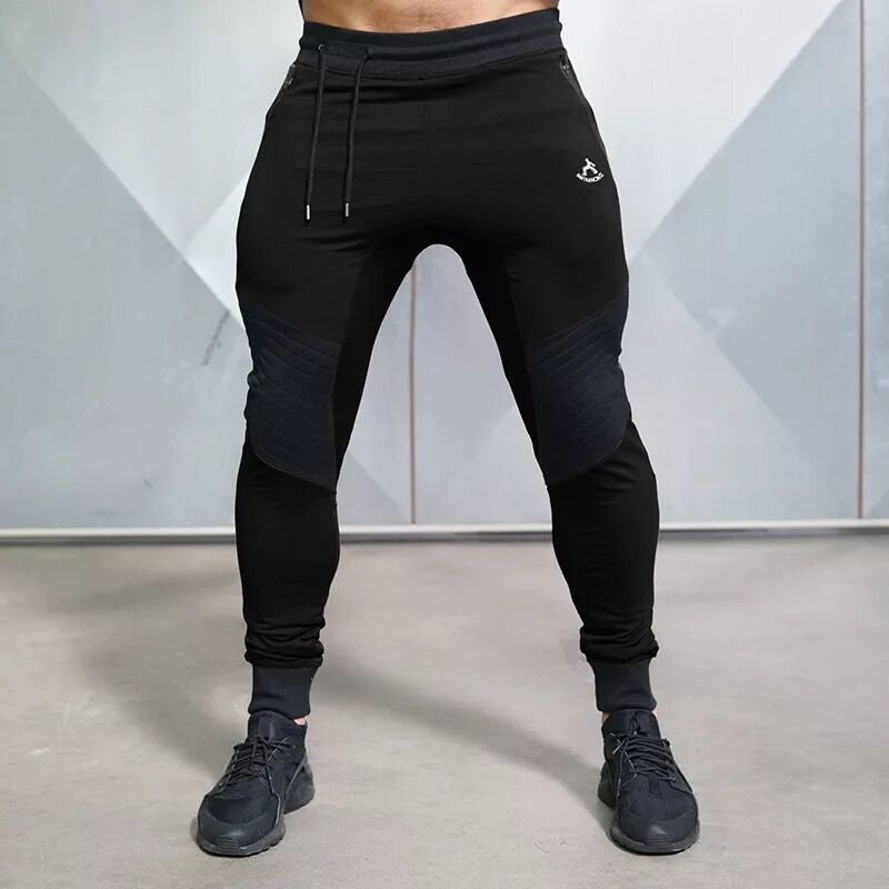 Training Running Pants Sport Gym Leggings Men (11)