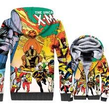 The Flash Jacket Men Super Hero Hoodie  Hooded Sweatshirt Winter Thick Fleece Warm Zipper 3D Print Coat Hip Hop Streetwear Mens цена и фото