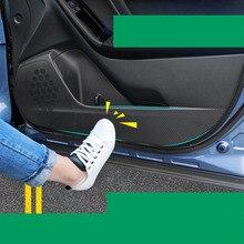 Lsrtw2017 углеродного волокна автомобиля anti-kick пленка для subaru forester Наследие xv outback