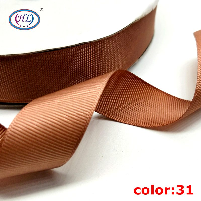 HTB1BDLCahrvK1RjSszeq6yObFXaG HL 5 Meters 6mm/10mm/15mm/20mm/25mm/40mm Grosgrain Ribbons Handmade DIY Headwear Accessories Wedding Decorative Wrap Gift